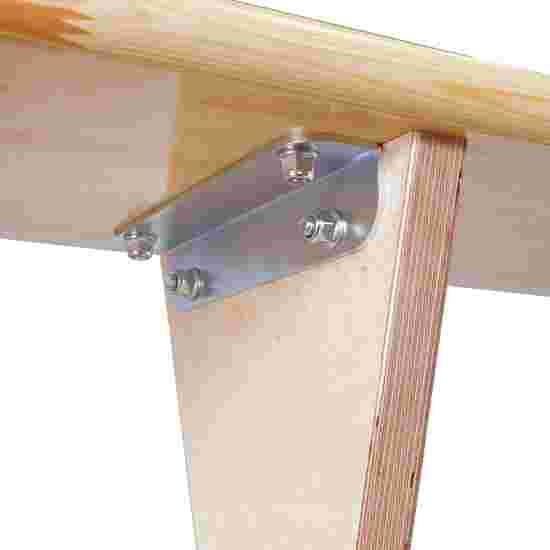 """Sport-Thieme """"Original"""" Gymnastics Bench 2 m, DIN 7909, Without castors"""