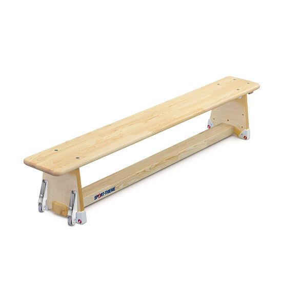 "Sport-Thieme ""Original"" Gymnastics Bench 2 m, With castors"
