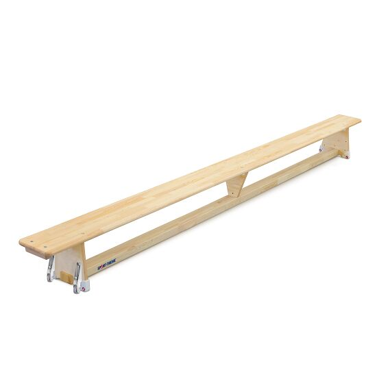 "Sport-Thieme® ""Original"" Gymnastics Bench 4.5 m, With castors"