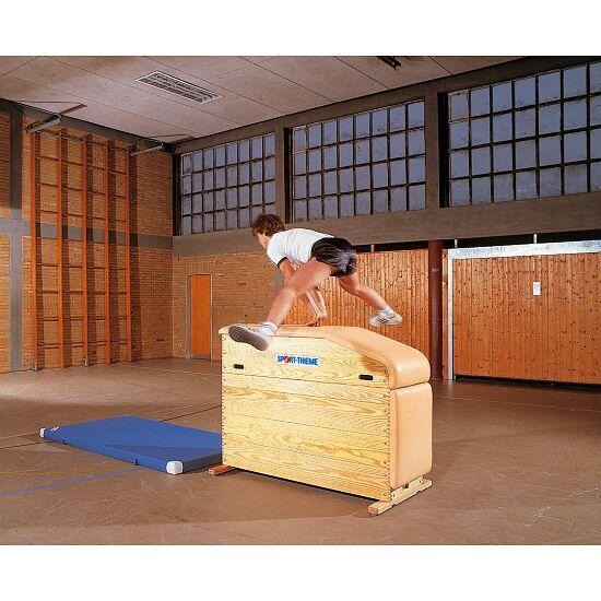 Sport-Thieme® Original Schräg-Sprungkasten Ohne Schwenkrolleneinrichtung