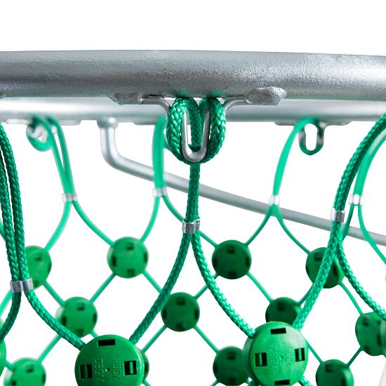 "Sport-Thieme® ""Outdoor"" Basketball Hoop With closed net eyelets"