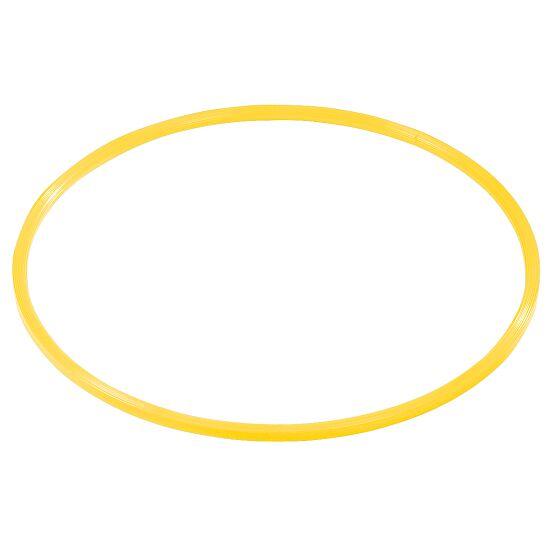 Sport-Thieme Plastic Gymnastics Hoop Gymnastics Hoops Yellow, ø 50 cm