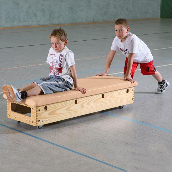 """Sport-Thieme Plint """"Original"""" 6-delt Med både transportbund og hjul på overdelen"""