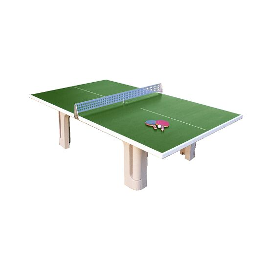 "Sport-Thieme® Polymer-Beton-Bordtennisbord ""Profi"" Grøn"