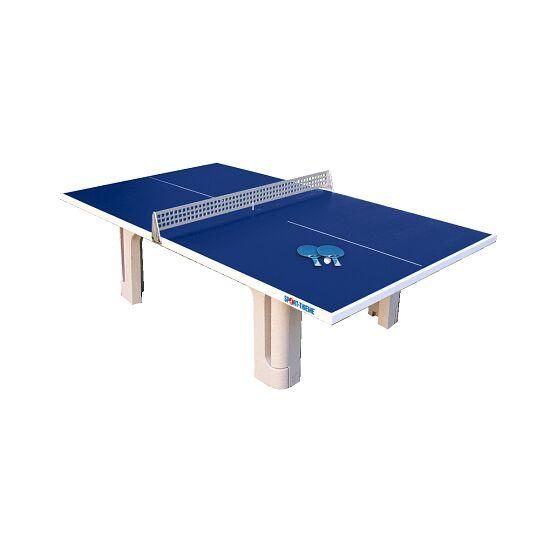 """Sport-Thieme® Polymerbeton-Tischtennisplatte """"Profi"""" Blau"""