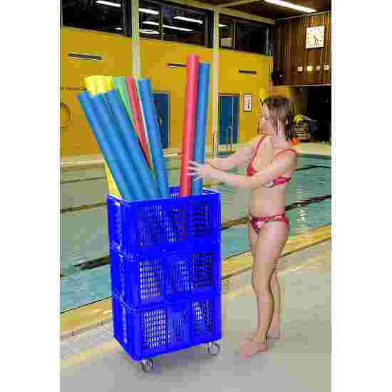 Sport-Thieme Pool Noodle Storage Trolley 60x40x106 cm