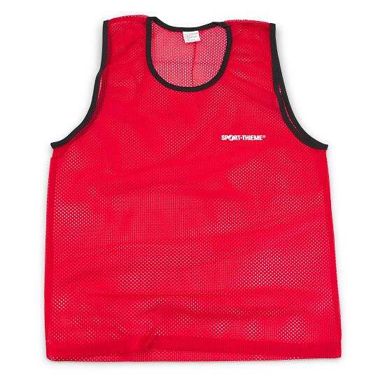"Sport-Thieme ""Premium"" Team Bibs Children (WxL): approx. 50x60 cm, Red"