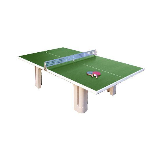 "Sport-Thieme® ""Pro"" Polymer Concrete Table Tennis Table Green"
