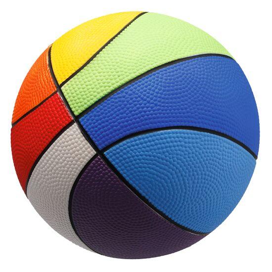 Sport-Thieme® PU-Basketball Rainbow, ø  200 mm, 300 g