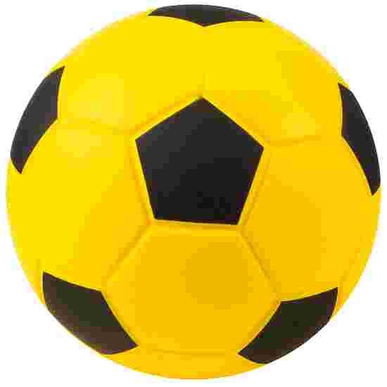 Sport-Thieme PU-Fußball Gelb-Schwarz, 20 cm