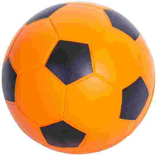 Sport-Thieme PU-Fußball Orange-Schwarz, 20 cm
