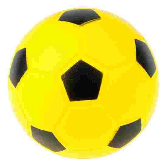 Sport-Thieme PU-Fußball Gelb-Schwarz, 15 cm