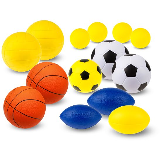"Sport-Thieme PU-Schaumstoffball Set ""Team"""