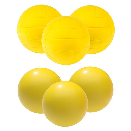 "Sport-Thieme® PU-Schaumstoffball Set ""Volleyball"""