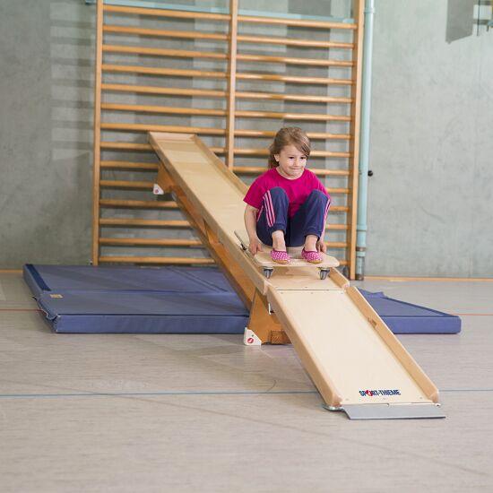 Sport-Thieme® Rollbrettbahn Flizzer Für Turnbank 3 m