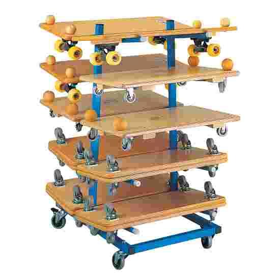 Sport-Thieme Roller Board Storage Trolley