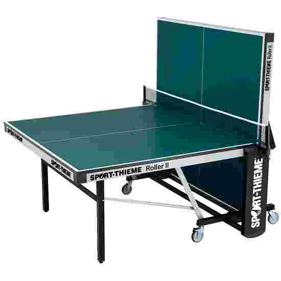 "Sport-Thieme ""Roller II"" Table Tennis Table Green"