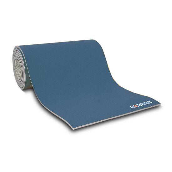 """Sport-Thieme® Rulle- og Gymnastik-måtte """"Super"""" lb. mtr. Bredde 150 cm, farve blå, 25 mm"""