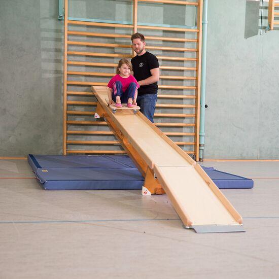 Sport-Thieme  Rullebrætbane Flizzer Til gymnastikbænk, 3 m.