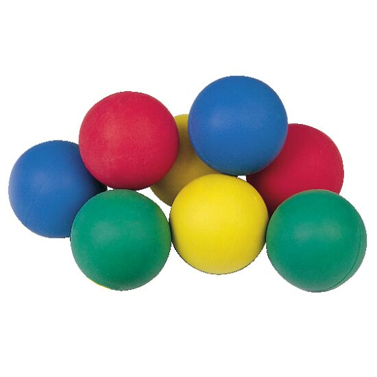 Sport-Thieme® Sæt med 12 Massive Gummibolde