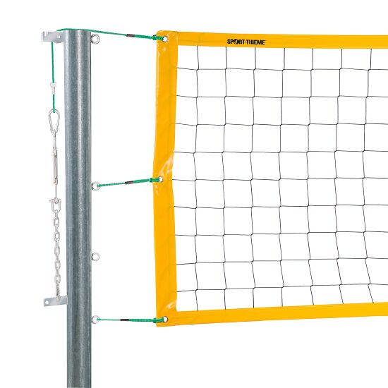 """Sport-Thieme® """"Safe"""" Beach Volleyball Posts To be cemented into the ground"""