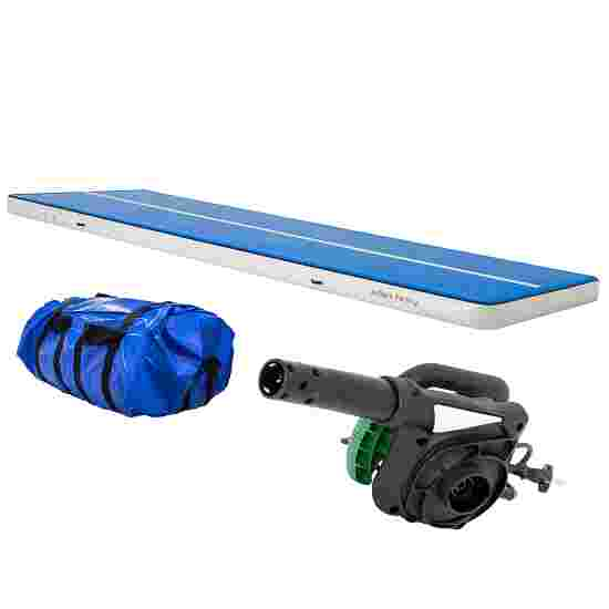 "Sport-Thieme ""School 20"" by AirTrack Factory AirTrack With hand-held inflator and adapter, 15x2x0.2 m"