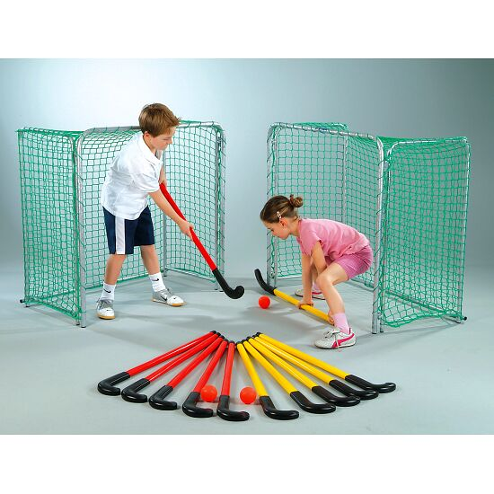"Sport-Thieme® ""School"" Hockey Set with Goals"