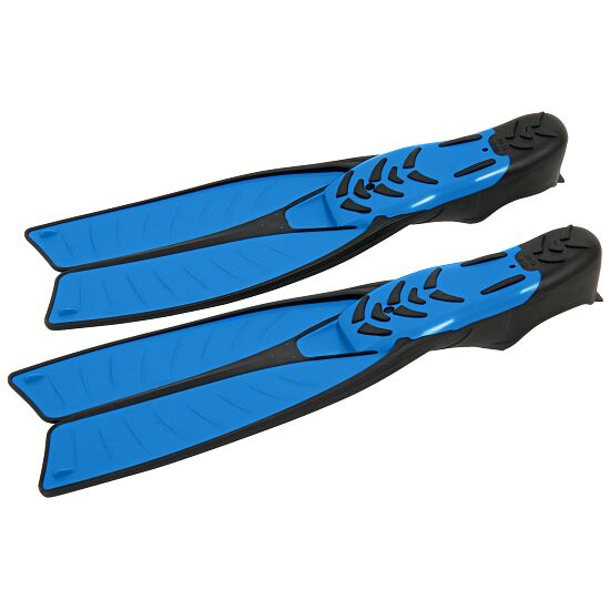 "Sport-Thieme® Schwimmflosse ""G-Power"" 33–34, L: 48 cm, Blau"