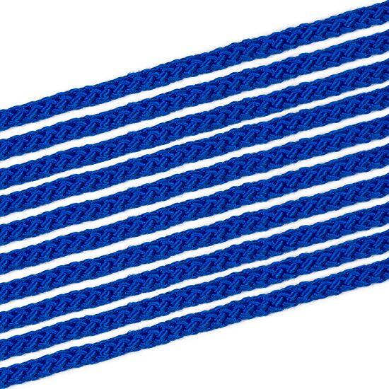 Sport-Thieme Set of 10 Gym Ropes Blue
