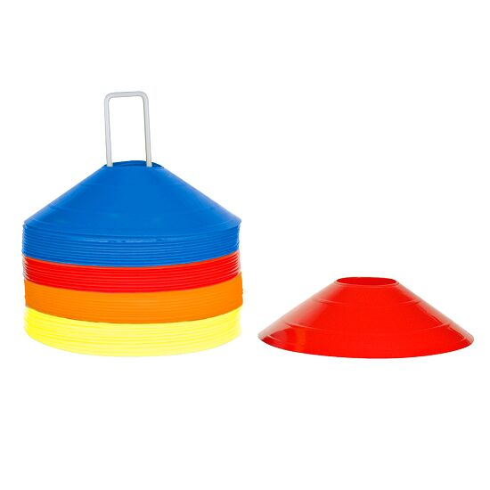 Sport-Thieme Set of Sport-Thieme Marking Caps, ø 19 cm