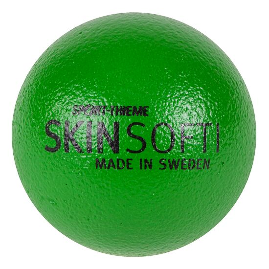 "Sport-Thieme Skin-Ball ""Softi"" Grün"