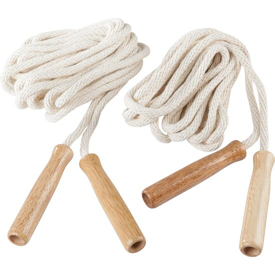 "Sport-Thieme Skipping Rope ""Double Dutch"" Cotton, approx. 300 g"