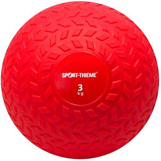 Sport-Thieme Slam Ball 3 kg, Rot