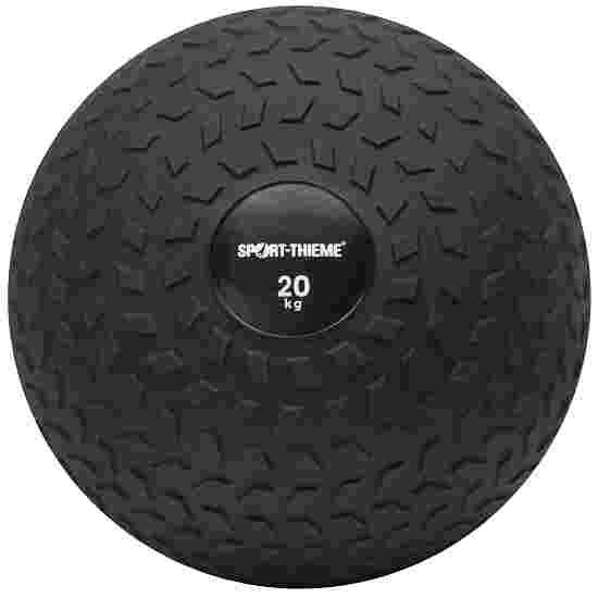 Sport-Thieme Slam Ball 20 kg, Schwarz