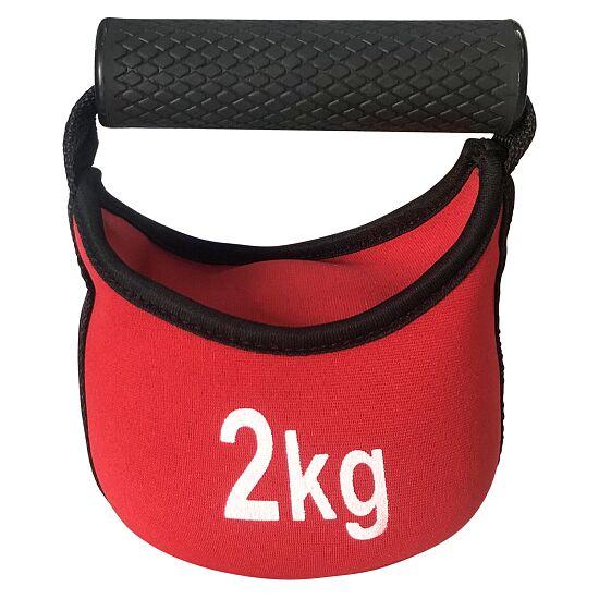 Sport-Thieme Soft Kettlebell 2 kg, Rot
