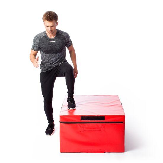 Sport-Thieme® Soft Plyo Box 91x76x45 cm, Rot