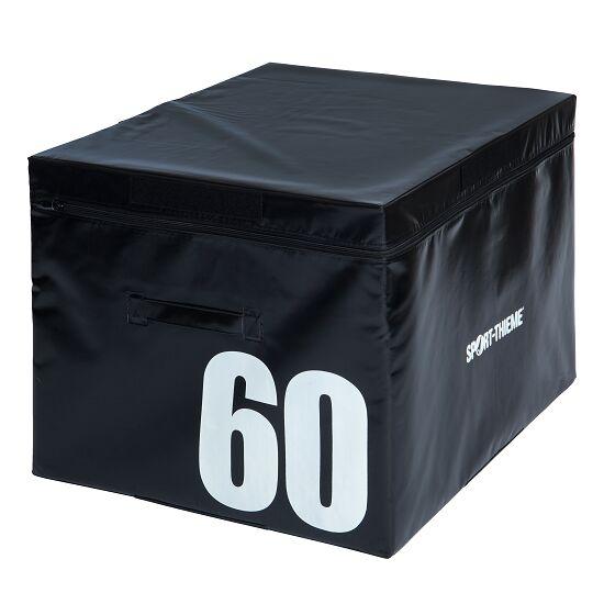 Sport-Thieme® Soft Plyo Box 91x76x60 cm, Schwarz