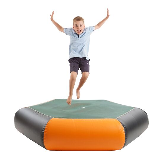 "Sport-Thieme® ""Soft-Tramp"" Trampoline ""Mini"" ø 100 cm, height 26 cm"