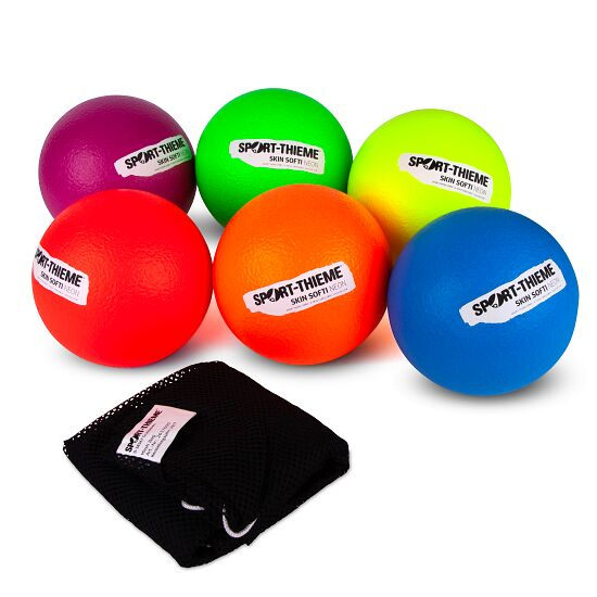"Sport-Thieme® ""Softi Neon"" Skin Ball Set"