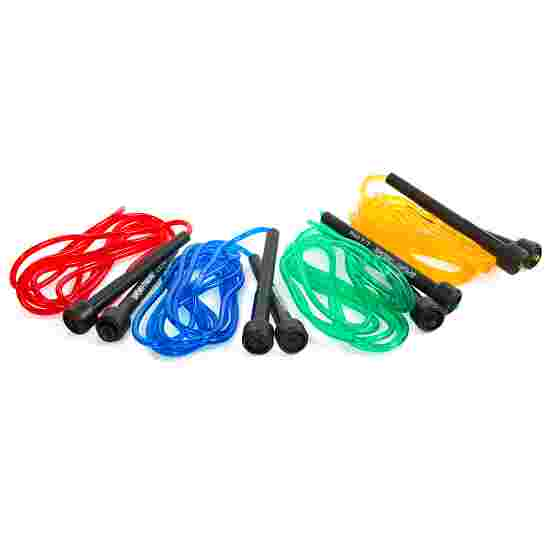 """Sport-Thieme """"Speed Rope"""" Skipping Rope Red, approx. 2.13 m / from 1.38 m"""