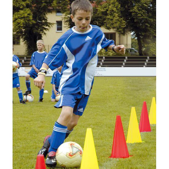 Sport-Thieme Sport-Thieme Markeringskegler 10er-sæt 20,5x20,5x37 cm