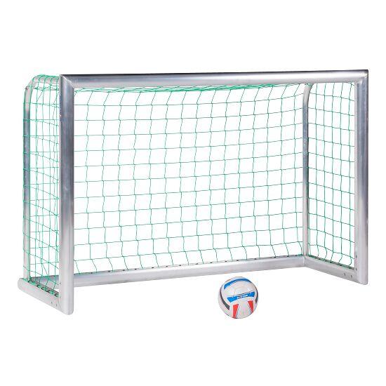 """Sport-Thieme® Sport-Thieme® Mini-Trainingstor """"Professional Kompakt"""", Alu-Naturblank 1,80x1,20 m, Inkl. Netz, grün (MW 10 cm)"""
