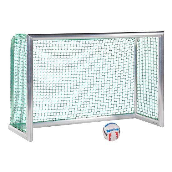 """Sport-Thieme® Sport-Thieme® Mini-Trainingstor """"Professional Kompakt"""", Alu-Naturblank 1,80x1,20 m, Inkl. Netz, grün (MW 4,5 cm)"""