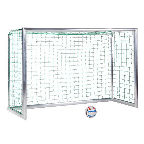 """Sport-Thieme® Sport-Thieme® Mini-Trainingstor """"Professional Kompakt"""", Alu-Naturblank 2,40x1,60 m, Inkl. Netz, grün (MW 10 cm)"""