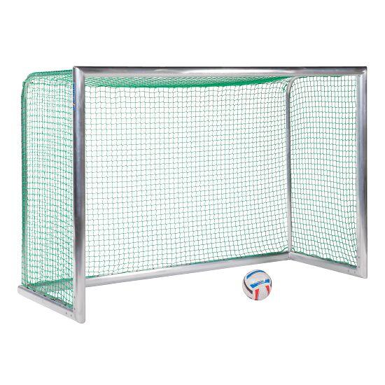 """Sport-Thieme® Sport-Thieme® Mini-Trainingstor """"Professional Kompakt"""", Alu-Naturblank 2,40x1,60 m, Inkl. Netz, grün (MW 4,5 cm)"""