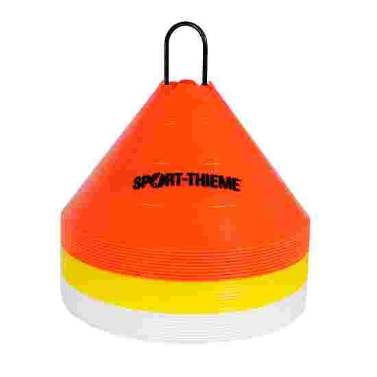 Sport-Thieme Sport-Thieme Set of Marking Caps, ø 30cm