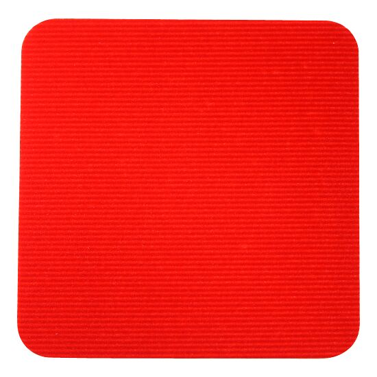 Sport-Thieme® Sportfliese Rot, Quadrat, 30x30 cm