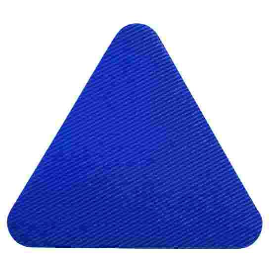 Sport-Thieme Sportfliese Blau, Dreieck, Kantenlänge 30 cm