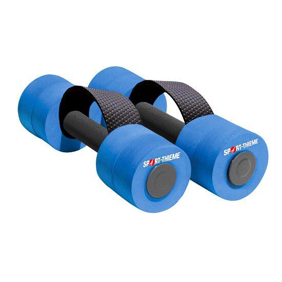 "Sport-Thieme® ""Sportime"" Aqua Jogging Dumbbells with Holding Strap Junior length: approx. 28 cm, ø 9 cm"