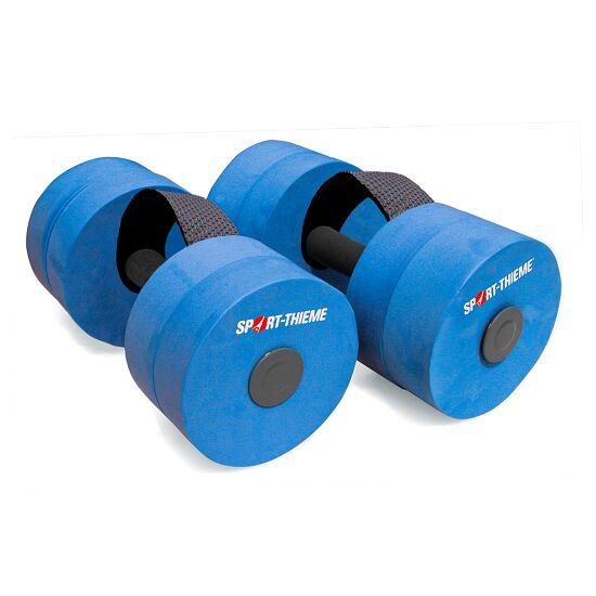 "Sport-Thieme® ""Sportime"" Aqua Jogging Dumbbells with Holding Strap Senior length: approx. 35 cm, ø 15 cm"